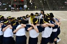 上智福岡 ミニ体育祭 円陣B